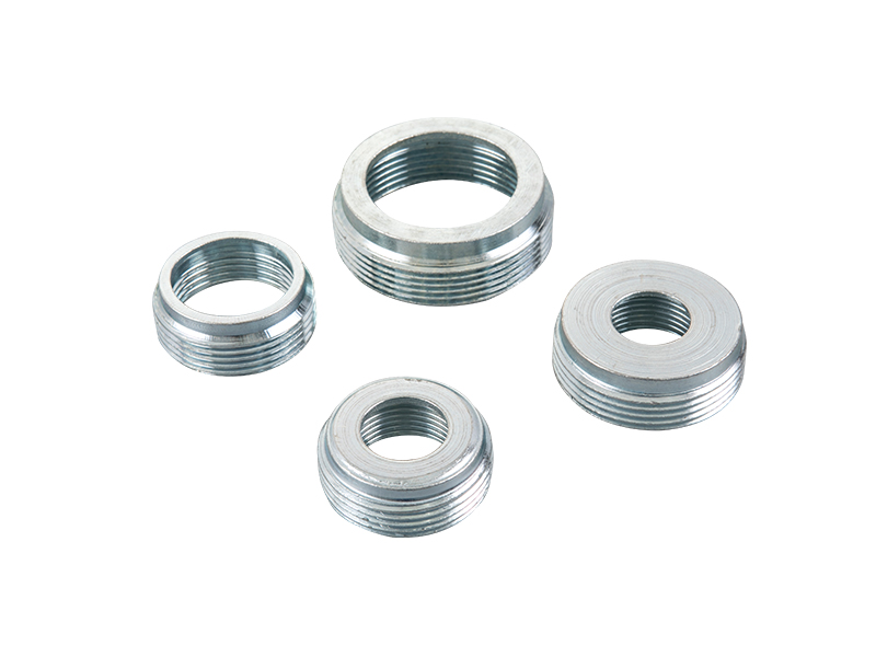 Steel reduching bushing